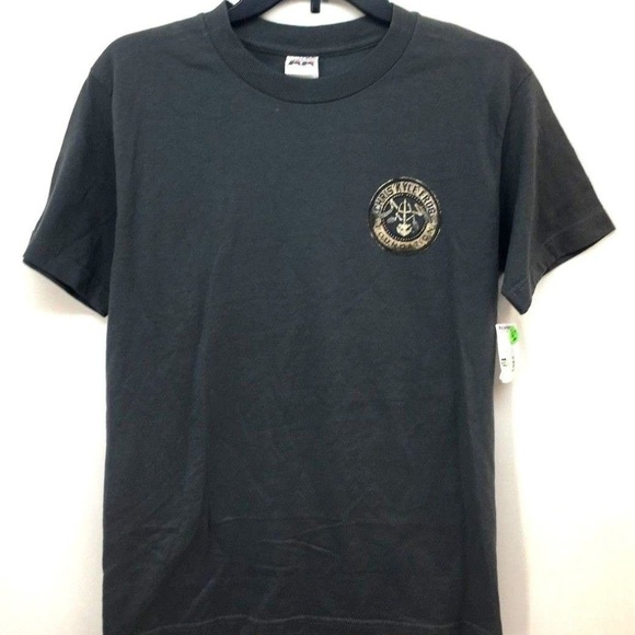 Alstyle Men's Chris Kyle Frog Foundation T-Shirt NWT